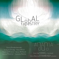 Global tapestry - Ananta duo